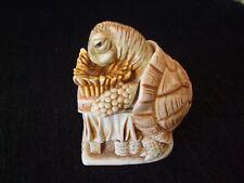 HARMONY KINGDOM WISHFUL THINKING TORTOISE/TURTLE BOX FIGURINE - NO BOX