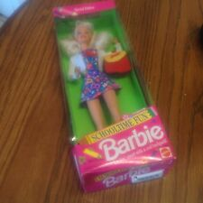 Schooltime Fun Special Edition 1994 Barbie Doll