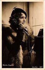 CPA MARTHA EGGERTH . Film Star Cinema (465492)