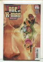 Age Of X-Man-Omega  #1 NM  Marvel Comics **16