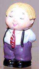 1995 New Hallmark Valentine Merry Miniature Bashful Boy Mint Never Used Qsm8107