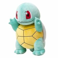 "JUMBO SQUIRTLE Pokemon Center Nintendo 20"" Plush Toy Game Doll New"