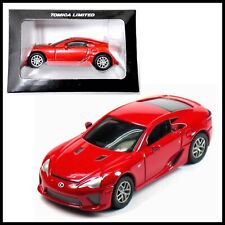 TOMICA LIMITED TL LEXUS LFA 1/61 NEW DIECAST CAR Red