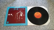 JOHN LEE HOOKER 16 Greatest Hits 1979 ** PROMO ** LP Rare PORTUGAL