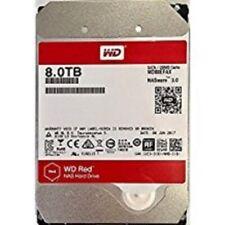 Western Digital WD80EFAX 8.0TB WD RED Label OEM new pull 0 hours 1 year warranty