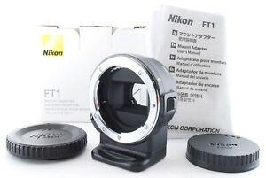 [Near MINT] Nikon FT-1 FT1 Mount Adapter For Nikon1 Body From JAPAN #534