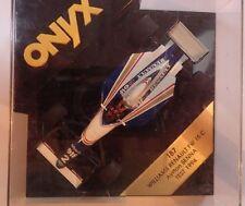 Onyx Renault Diecast Formula 1 Cars