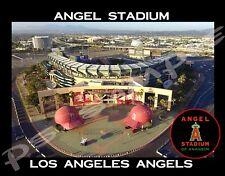 Anaheim - ANGEL STADIUM - Travel Souvenir Flexible Fridge Magnet