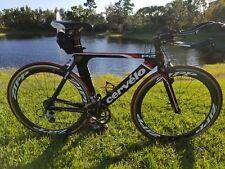 2012 Cervelo P2 carbon 51cm tri bike
