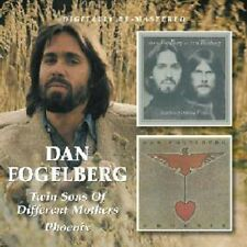 Dan Fogelberg - Twin Sons of Different Mothers / Phoenix [New CD] UK - Import