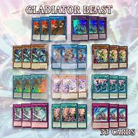 Near M Gladiator Beast/'s Comeback Common CHIM-EN056 Unlimited Edition x3