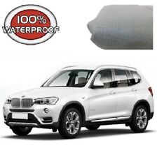 Car Cover Suits BMW X3 & X5 4WD SUV to 5.1m Prestige 100% Waterproof Non Scratch