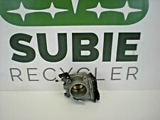 2006-11 SUBARU FORESTER IMPREZA LEGACY THROTTLE BODY ASSEMBLY OEM P/N 16112AA180