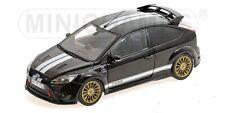 Ford Focus RS 2010 Le Mans Cl. Edit. schwarz 1:18 Minichamps neu + OVP 100080066