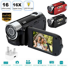 Video Camcorder Youtube Vlogging Camera 30MP 2.7K Full HD 16XDigital Zoom Camera