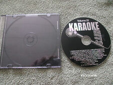 KARAOKE CD+G DISK-KARAOKE HITS VOLUME 22