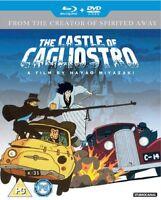 Il Castello Di Cagliostro Blu-Ray + DVD Nuovo (OPTBD0306)