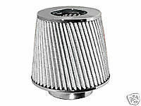 Silver Induction Kit Air Filter Volvo S40 S60 V70 C30
