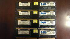 16GB (4 x 4GB) Nanya PC2-5300F DDR2 667MHz NT4GT72U4ND1BD-3C  SNP9F035C/4GP