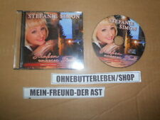 CD Pop Stefanie Simon - Straßen unserer Stadt (1 Song) MCD SUNNY MUSIC
