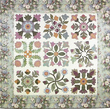 Spring Bouquet  Quilt pattern by Lori Smith