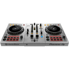 Pioneer DJ DDJ-400-S Portable 2-Channel rekordbox DJ Controller (Silver)
