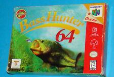 Bass Hunter - Nintendo 64 N64 - USA