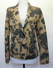 J Crew women's camouflage jacket. NWOT. Size S.