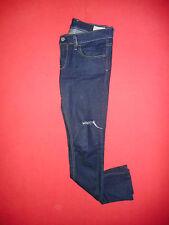 Designer Diesel LIVY 008AA Stretch Ladies/Womens Navy Denim Jeans -W28 L29 -K495