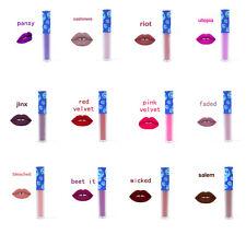 Imperméable Femme Brillant Rouge Lèvre Mat Velvet Lip Gloss Stick Maquillage NF