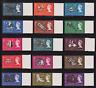 BR. SOLOMON ISLANDS 1965 - SG112/126 Set of 15 Definitives MNH UMM