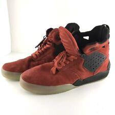 Supra Skytop IV OG Red / Black / Translucent/Athletic Men's Size 13