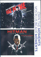 MAX PAYNE (UNRATED) / HITMAN (UNRATED) (BILINGUAL) (DVD)