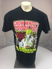 2013 Snow Whites Poison Bite featuring Dr. Gruesome black rock souvenir tshirt
