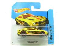 Hotwheels 10 Camaro SS HW City 42/250 Short Card 1 64 Scale Sealed