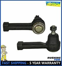 Fits Kia Spectra Sephia (2) Front Outer Tie Rod End Left & Right