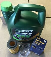 ROVER 75 2.0 CDT CDTi DIESEL SERVICE KIT OIL FILTER + 5 LITRES OF OIL