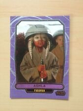 2013 Star Wars Galactic Files 2 # 430 Ashla Topps Cards
