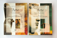 ARTE - Correnti e Artisti Volume 1 e 2 - D'Anna Ed. - 1994 - 660 pag. e 756 pag.