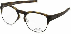 Authentic OAKLEY OX8134-0252 LATCH KEY RX Brown Tortoise 52/17/140 RX Eyeglasses