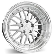 ESR SR05 18x8.5 +30 5x120 Silver BMW E36 E46 E90 F10 325i 328i 335i 535i