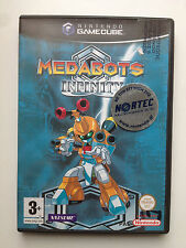 Medabots Infinity Nintendo Game Cube PAL New Sealed
