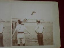 [Coll.JEAN DOMARD PIONEERS GYM SPORTS] SOKOL (PRAGUE) PHOTO STEREOSCOPIC 1901