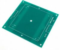 T50W 50VA Green square sealed transformer installation PCB M50