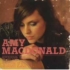 Amy MacDonald - This Is the Life / VERTIGO CD 2007 Neu