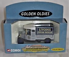 Corgi 61208 Golden Oldies Model T Ford Covered Lyons Swiss Roll
