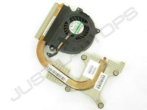 HP Compaq Elitebook 8440p Heatsink Cooling Fan 592951-002 AT07D0010A0 592950-001