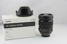Sigma Art DG AF 24-105mm 1:4 HSM OS Nikon F Mount in OVP # 5914