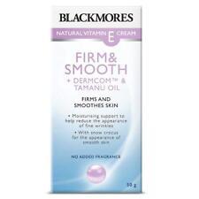 Blackmores Natural Vitamin E Cream Firm and Smooth 50G