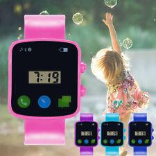 Kids Children Girls Analog Digital Sport LED Electronic Waterproof Wrist Watch